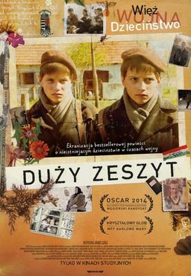 Duży zeszyt / A nagy füzet