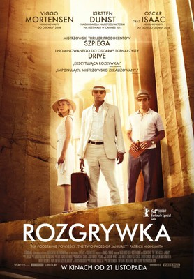 Rozgrywka / The Two Faces of January