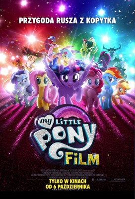 My Little Pony. Film / My Little Pony: The Movie