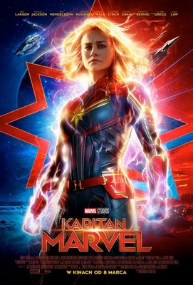 Kapitan Marvel / Captain Marvel