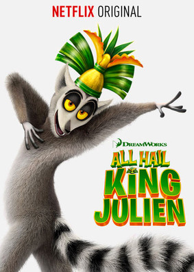 All Hail King Julien - sezon 1 / All Hail King Julien - season 1