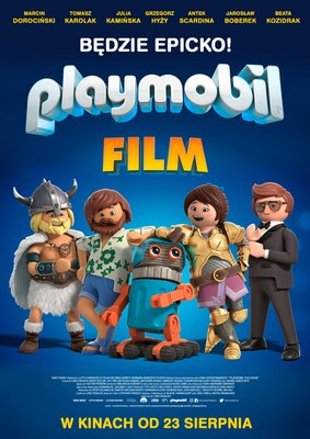 Playmobil: Film / Playmobil: The Movie