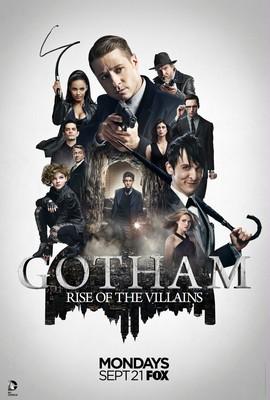 Gotham - sezon 2 / Gotham - season 2