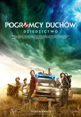Pogromcy duchów / Ghostbusters: Afterlife