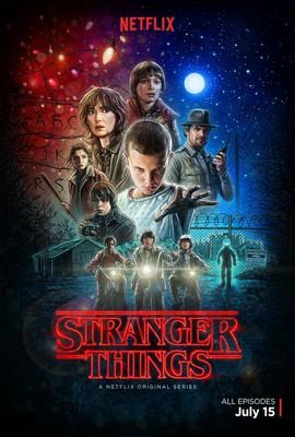 Stranger Things - sezon 1 / Stranger Things - season 1