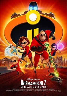 Iniemamocni 2 / The Incredibles 2
