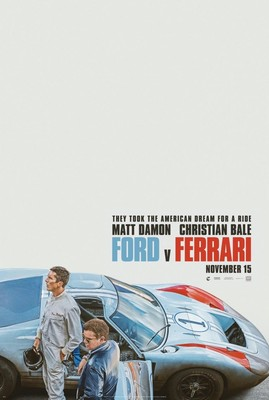 Le Mans '66 / Ford v Ferrari