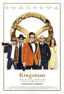 Kingsman: Złoty krąg / Kingsman: The Golden Circle