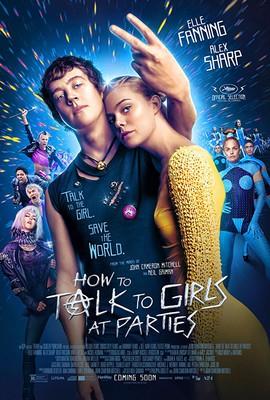 Jak rozmawiać z dziewczynami na prywatkach / How to Talk to Girls at Parties