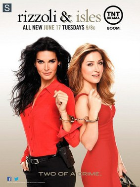 Partnerki - sezon 7 / Rizzoli & Isles - season 7