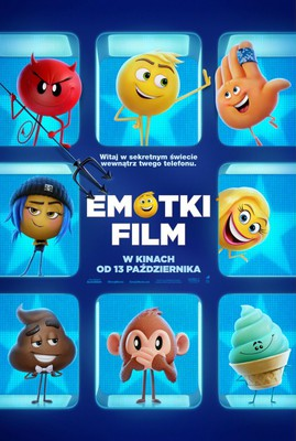 Emotki. Film / The Emoji Movie