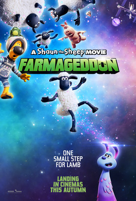 Baranek Shaun Film. Farmageddon / Shaun the Sheep Movie: Farmageddon