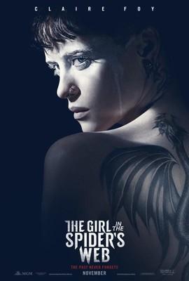 Dziewczyna w sieci pająka / The Girl in the Spider's Web
