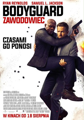 Bodyguard Zawodowiec / The Hitman's Bodyguard