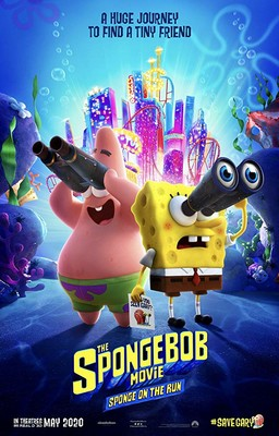 SpongeBob Film: Na ratunek / The SpongeBob Movie: Sponge on the Run