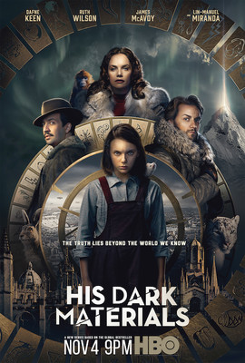 Mroczne materie - sezon 1 / His Dark Materials - season 1