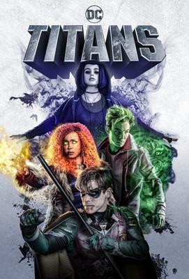 Titans - sezon 1 / Titans - season 1