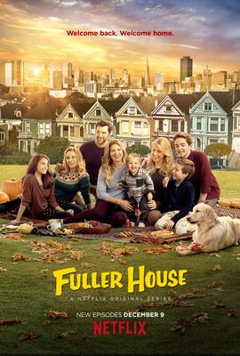 Pełniejsza chata - sezon 2 / Fuller House - season 2