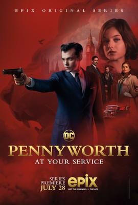 Pennyworth - sezon 1 / Pennyworth - season 1
