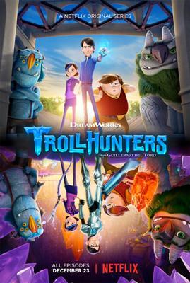 Łowcy trolli - sezon 1 / Trollhunters - season 1