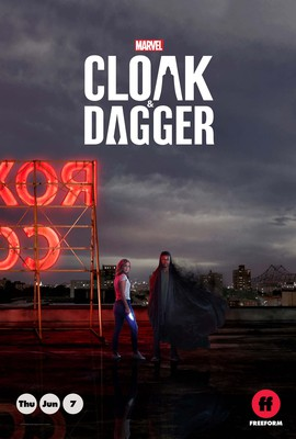 Marvel's Cloak and Dagger - sezon 1 / Marvel's Cloak and Dagger - season 1