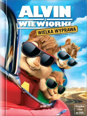 Alvin i wiewiórki: Wielka wyprawa / Alvin and the Chipmunks: The Road Chip