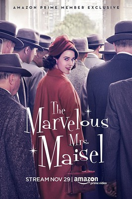Wspaniała pani Maisel - sezon 1 / The Marvelous Mrs. Maisel - season 1
