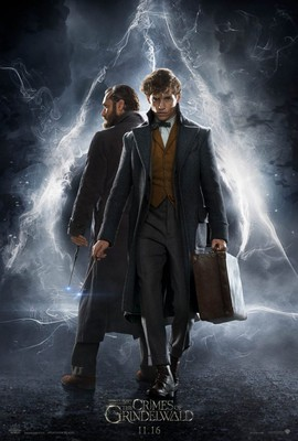 Fantastyczne zwierzęta: Zbrodnie Grindelwalda / Fantastic Beasts: The Crimes of Grindelwald