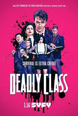 Szkoła zabójców - sezon 1 / Deadly Class - season 1