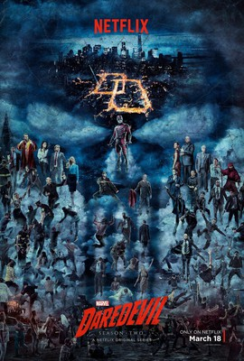 Daredevil - sezon 3 / Daredevil - season 3
