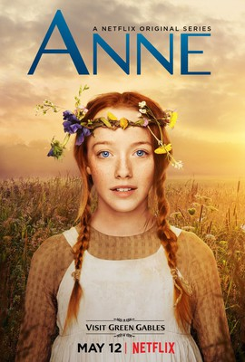 Ania, nie Anna - sezon 1 / Anne with an E - season 1