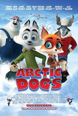 Śnieżna paczka / Arctic Dogs