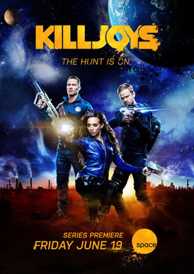 Killjoys - sezon 3 / Killjoys - season 3