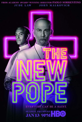 The New Pope - miniserial / The New Pope - mini-series