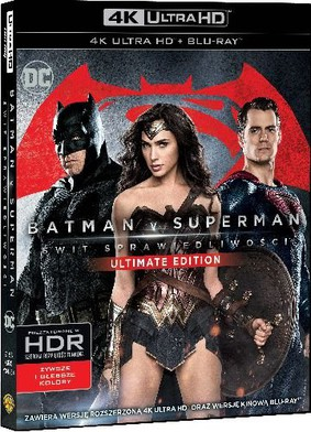 Batman v Superman: Świt sprawiedliwości / Batman v Superman: Dawn of Justice
