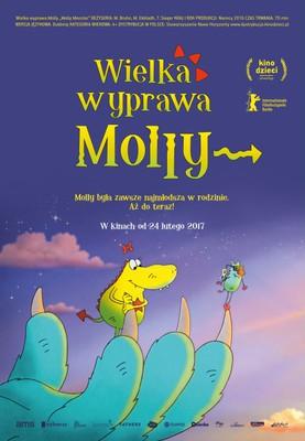 Wielka wyprawa Molly / Molly Monster