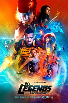 DC's Legends of Tomorrow - sezon 3 / DC's Legends Of Tomorrow - season 3