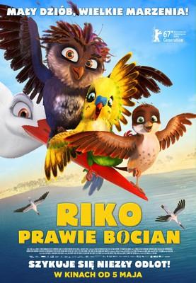 Riko prawie bocian / Richard the Stork