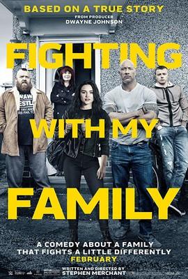 Na ringu z rodziną / Fighting With My Family