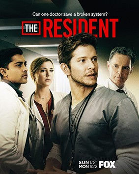 Rezydenci - sezon 1 / The Resident - season 1