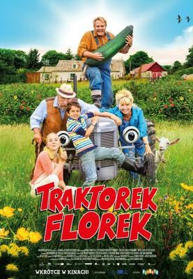Traktorek Florek / Gråtass gir gass