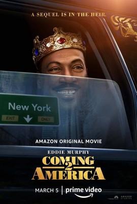 Książę w Nowym Jorku 2 / Coming 2 America