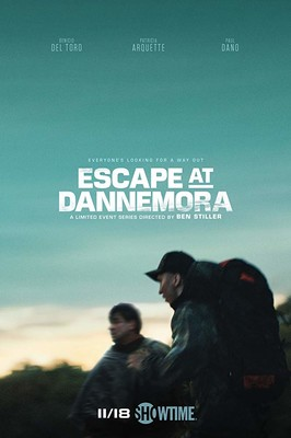 Ucieczka z Dannemory - miniserial / Escape at Dannemora - mini-series