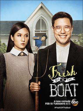 Przepis na amerykański sen - sezon 4 / Fresh Off The Boat - season 4