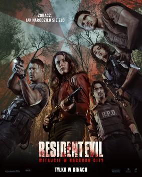 Resident Evil:Witajcie w Raccoon City / Resident Evil: Welcome to Raccoon City