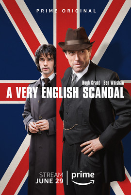 Skandal w angielskim stylu - sezon 1 / A Very English Scandal - season 1