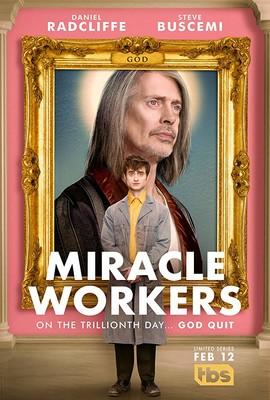 Cudotwórcy - sezon 1 / Miracle Workers - season 1