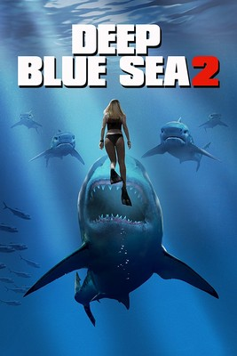 Piekielna głębia 2 / Deep Blue Sea 2