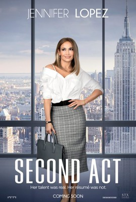 Teraz albo nigdy / Second Act