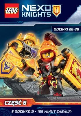 Lego: Nexo Kights. Część 6